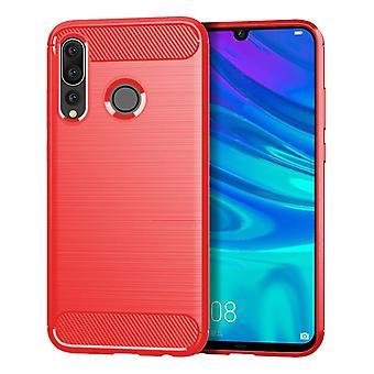 Langlebige weiche Schutzhülle für Huawei Mate 30 Lite - rot