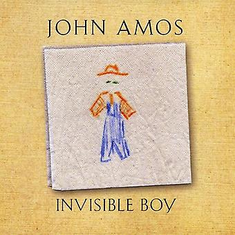 John Amos - Invisible Boy [CD] USA import