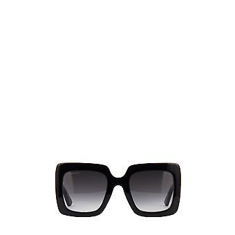 Gucci GG0328S čierne ženské slnečné okuliare