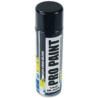 Pro Paint Matt Black VHT High Temperature Paint