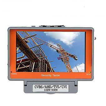 EYOYO 4 In 1 ranne 5Inch CVBS/AHD/TVI/CVI CCTV Kamera Testi näyttö Näyttölaite Testaaja Ääni PAL NTSC AHD