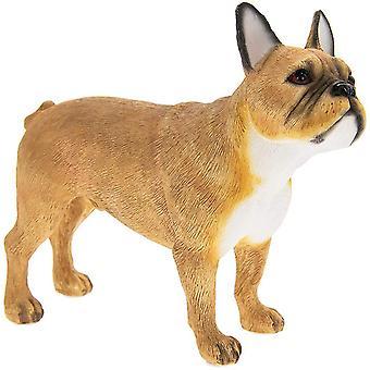 French Bulldog Figurine By Lesser & Pavey