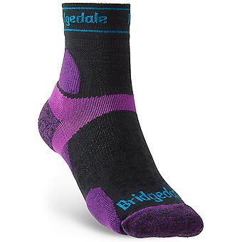 Bridgedale Womens Trail Run Ultra Light T2 Merino Socks