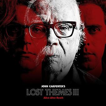 Carpenter,John - Lost Themes Iii: Alive After Death [Vinyl] USA import