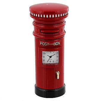 Widdop & Co. Miniatur-Uhr - Postbox