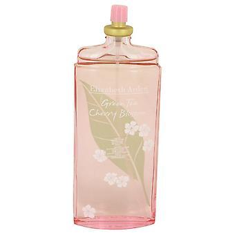 Groene thee Cherry Blossom Eau De Toilette Spray (Tester) door Elizabeth Arden 3.3 oz Eau De Toilette Spray