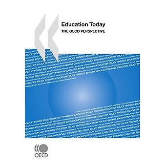 Education Today - The OECD Perspective by Oecd Publishing - 9789264059