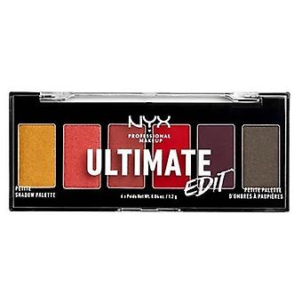 NYX  Ultimate Edit Petite Shadow Palette Phoenix 6 Schattierungen