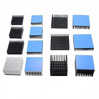7 Model Aluminum Heatsink Heat Sink Radiator Cooling Cooler For Electronic Chip