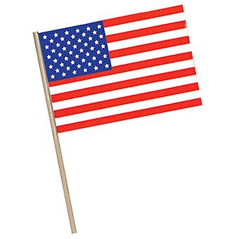 Bandera Americana - Plástico (Paquete de 144) - 50975