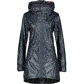 Alife & Kickin Ladies Rain Jacket Audrey A
