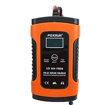12v Automatic Smart Battery Charger ,car & Motorcycle Charger