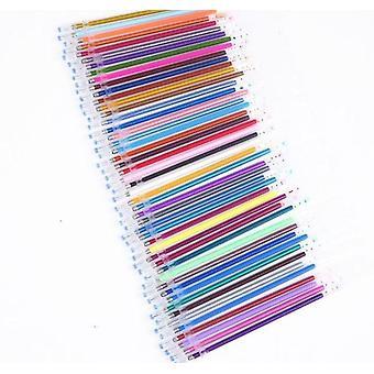 Ensemble multicolore de remplissage de remplissage de stylo de surbrillance de gel de boule