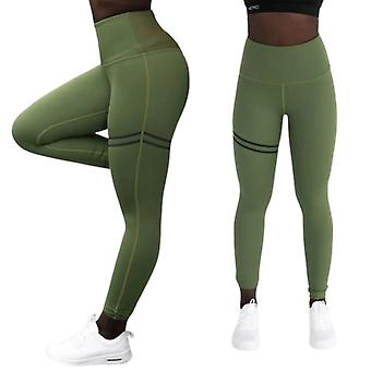 Fashion Fitness Leggings For Women Push Up Workout Legging with Patchwork