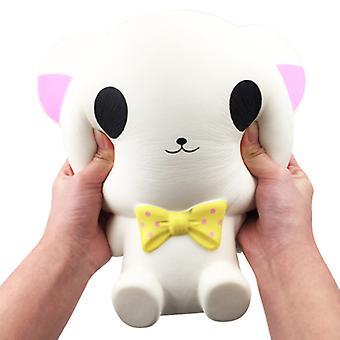 Copoz Slow Rebound Übergroße Bär squishy, Anti-Stress Entspannung Spielzeug für Kinder Erwachsene