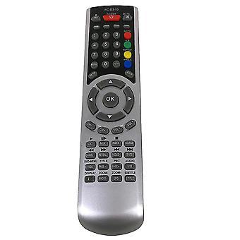 RC-D3-03 لتلفزيون سينكور TECHNIKA / دي في دي COMBI التحكم عن بعد SLE22F56M4 فيرنبيدينونغ