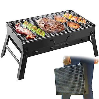 Parrillas al aire libre de barbacoa plegables portátiles - Fiesta - Cocina - chef de campamento