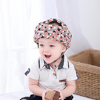 نجم طفل رضيع خوذة رأس وسادة وسادة الوفير bonnetrunning المشي الزحف خوذة السلامة للطفل x1118