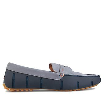 Men's Swims Penny Lux Loafer in Blue