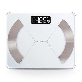 Gerui Smart Bathroom Weight Scale Body Fat Weighing Scales