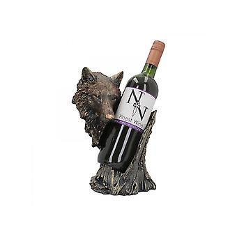 Chamada do Porta-Garrafas de Vinho Wolf