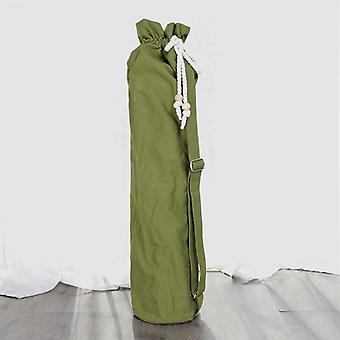 Canvas Yoga Mat Portable Yoga Bag