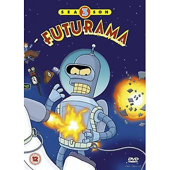 Futurama: Season 3 [DVD] [DVD] (1999) Billy West; Katey Sagal; John DiMaggio