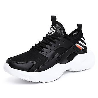 Men's outsole fashion running sneakers 1EG79 Black