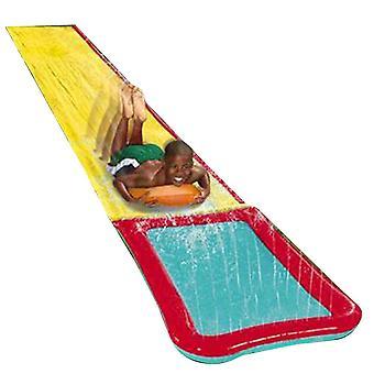 1 Slide  outdoor children's waterslide children's water spray channel homi926