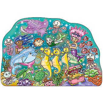 Orchard Toys  MERMAIDS FUN PUZZLE