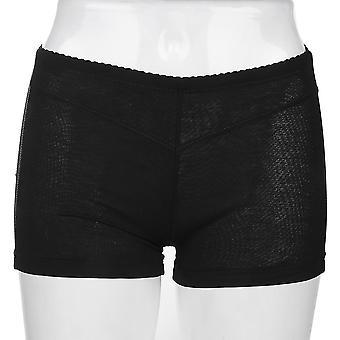 Ženské shapewear butt-lifting mesh spodní prádlo sexy tělo sochařské mesh kalhoty