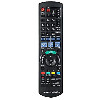 New remote control for panasonic Blu-ray DVD audio display player N2QAYB000479 controller