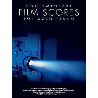 Samtida filmmusik för solopiano