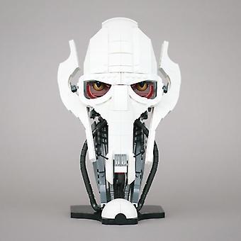 Space Series Wars Building Blocks Helmet Star Series Model