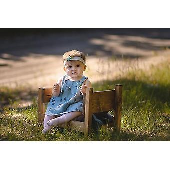 Puuvuodetarvikkeet, Baby Photography Studio Prop Basket