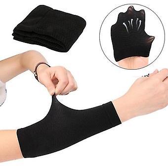 Käsivarren hihan laihtuminen kalorit pois Slim Slimming Arm Shaper