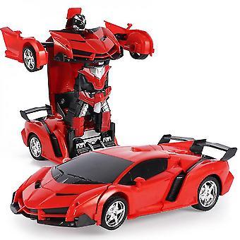 リモートでおもちゃを変換する銭ロボットカー