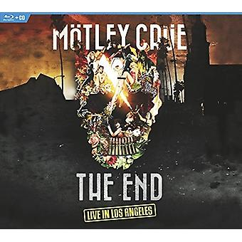 Motley Crue - The End: Live in Los Angeles [Blu-ray] USA import