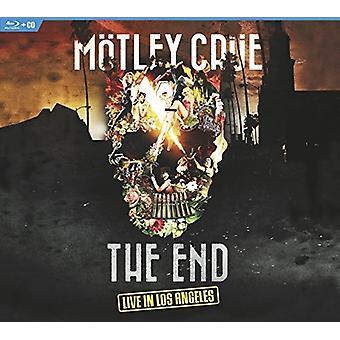 Motley Crue - la fin: Vivre à Los Angeles [Blu-ray] USA import