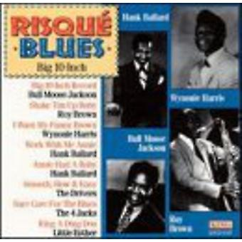 Risque Blues - Big 10 Inch Record [CD] USA import