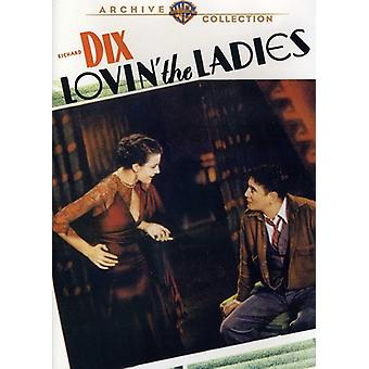 Lovin ' damene (1930) [DVD] USA importere