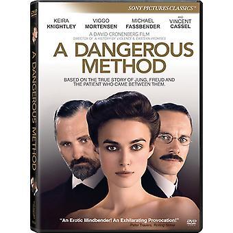 Une importation USA Dangerous Method [DVD]