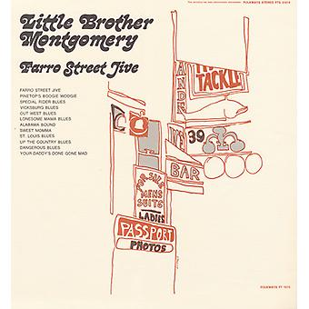 Little Brother Montgomery - Farro Street Jive [CD] USA import