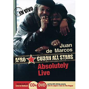 Absolutely Live [DVD] USA import