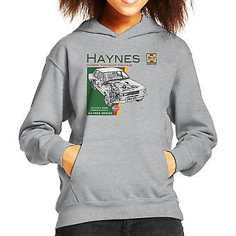 Haynes omistajat työpaja manuaalinen 0409 Ford Cortina 1300 Lasten huppari