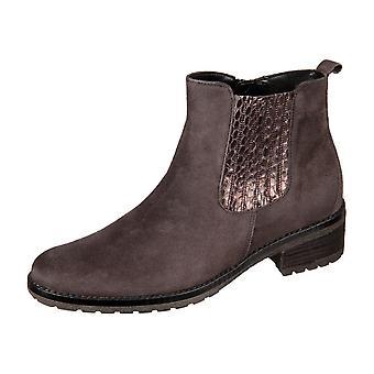 Gabor Street Anthra Velour Boa 7162019 universelle Winter Damen Schuhe