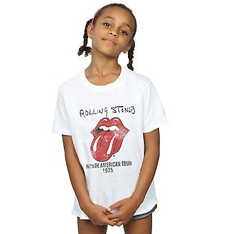 Rolling Stones Girls North American Tour 75 T-Shirt