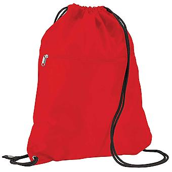 Quadra Unisex Adults Senior Colours Water Resistant Gymsac Bag One Size