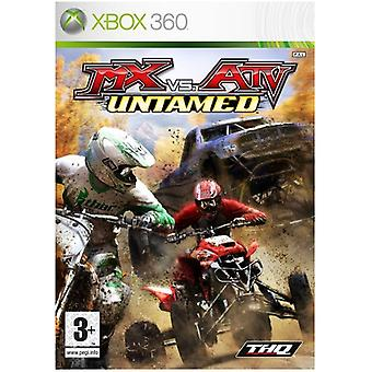 MX vs ATV Untamed (Xbox 360) - Nowy