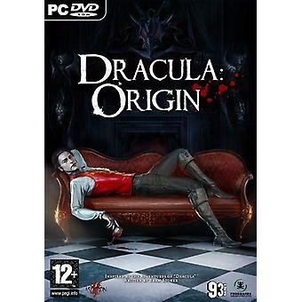 Dracula Origin PC DVD spel